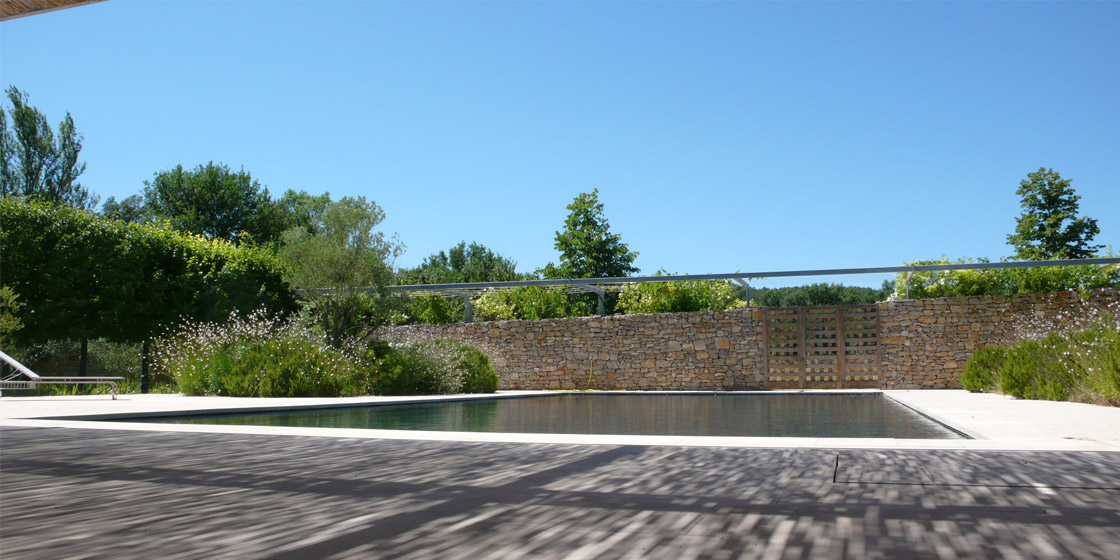 Pool House Provence France Seth Stein